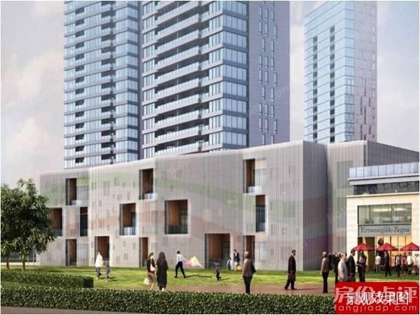分析师点评 在建筑设计方面,项目结合本土的建筑元素,融入现代简约